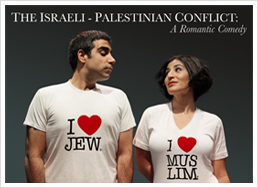 Isreali-Palestinian Conflict: A Romantic Comedy